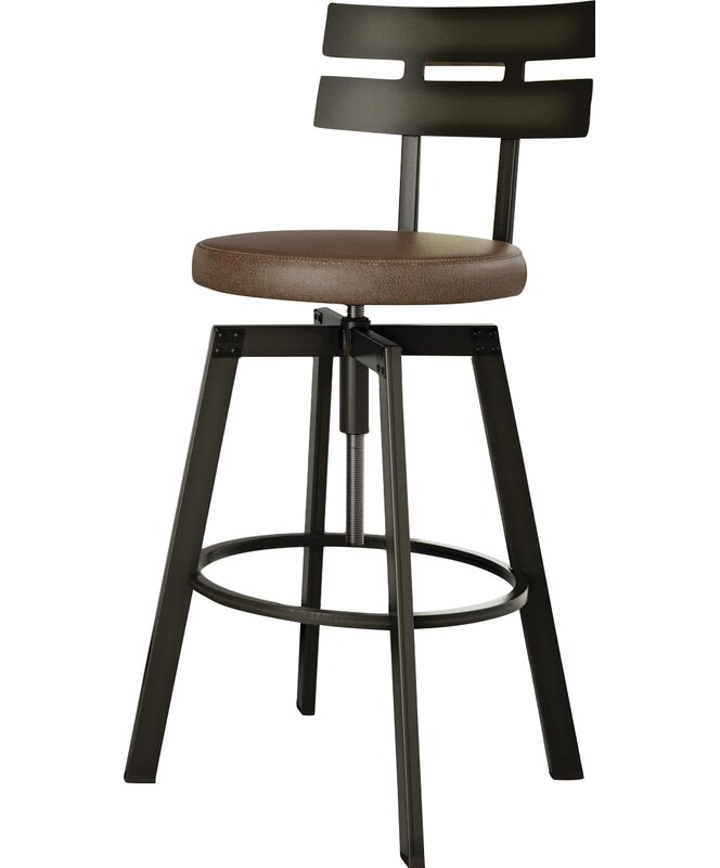 Trent Austin Design Berrycone Adjustable Height Bar Stool